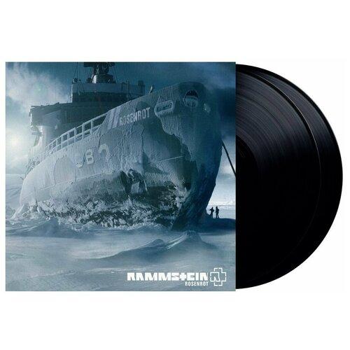 rammstein – reise reise 2 lp Виниловая пластинка Rammstein. Rosenrot (2 LP)