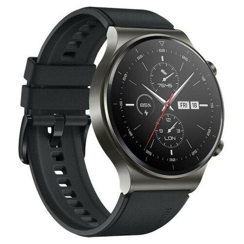 Смарт-часы Huawei WATCH GT 2 PRO смарт часы huawei watch gt 2 pro vidar b19s 1 39 серебристый черный [55025736]