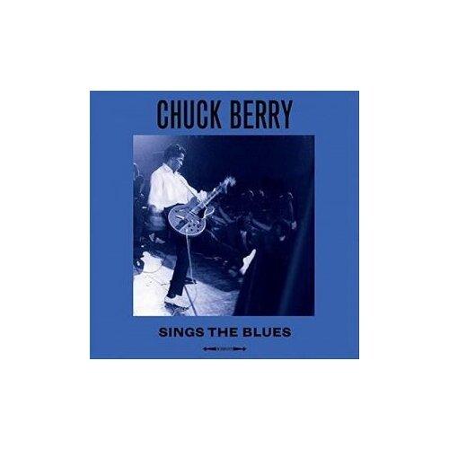 chuck berry chuck berry sings the blues Виниловые пластинки, Not Now Music, CHUCK BERRY - Sings The Blues (LP)