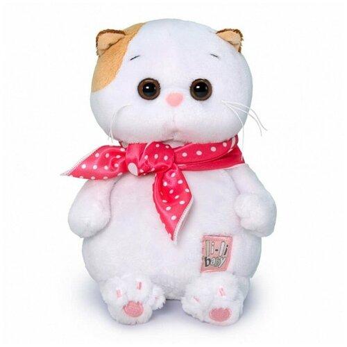Кошечка Ли-Ли BABY с косынкой 20 см BudiBasa LB-051
