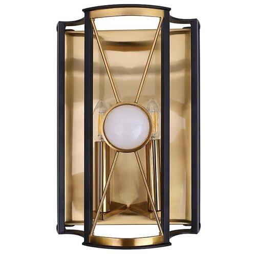 Фото - Бра Crystal Lux TANDEM AP2 GOLD бра crystal lux mercedes ap2 gold color mercedes
