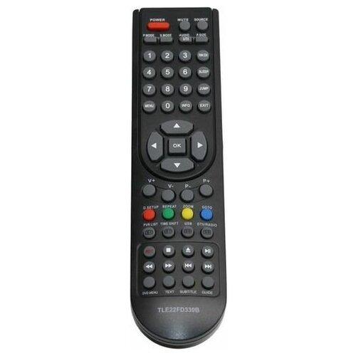 Фото - Пульт TLE22FD330B, ORION OLT-28202 для телевизора IZUMI пульт 0766093010 40 для телевизора orion