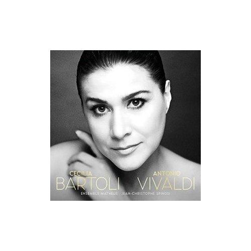 Виниловые пластинки, Decca, CECILIA BARTOLI - Antonio Vivaldi (LP) чечилия бартоли la fenice theater orchestra ион марин cecilia bartoli rossini heroines