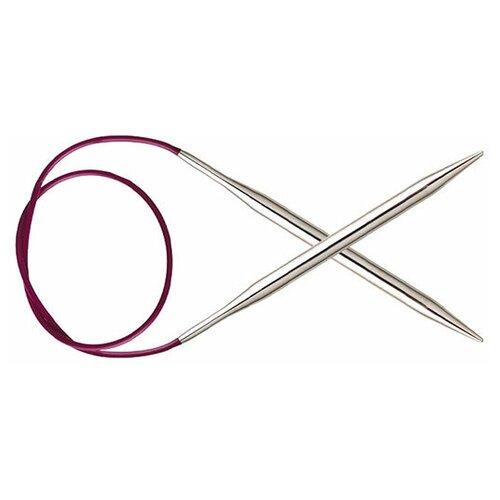 Спицы круговые Nova Metal 7мм/60см, KnitPro, 11328