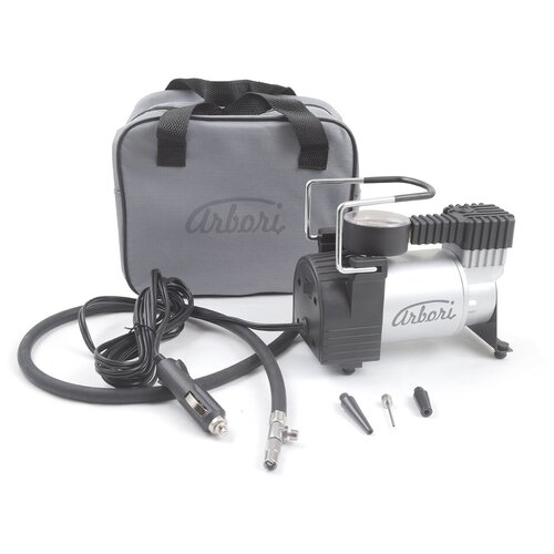 Автомобильный компрессор для накачки шин, производительность 35л/мин