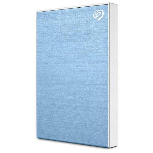 Жесткий диск Seagate One Touch Portable Drive 2Tb Light Blue STKB2000402