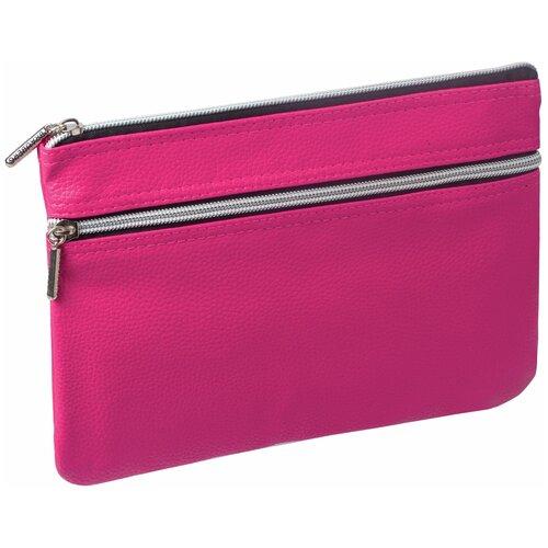 Фото - BRAUBERG Пенал-косметичка Монро (224037) розовый пенал косметичка brauberg тайм