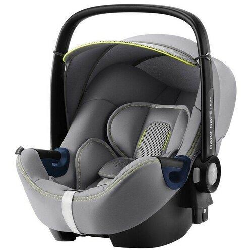 Купить Автокресло-переноска группа 0+ (до 13 кг) BRITAX ROMER Baby-Safe2 i-Size, cool flow silver, Автокресла