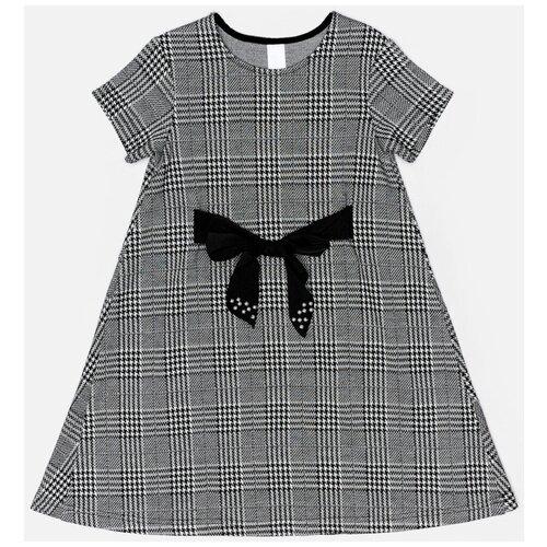 Платье Acoola размер 98, серый