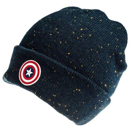 alex irvine phase three marvel s captain america civil war Шапка Good Loot Marvel - Captain America Civil War Mov размер 54-64, темно-синий