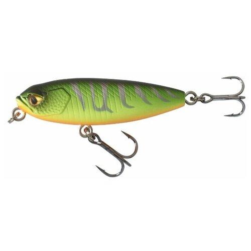 Воблер для ловли хищной рыбы STICKBAIT STK 45 F зеленый CAPERLAN X Декатлон