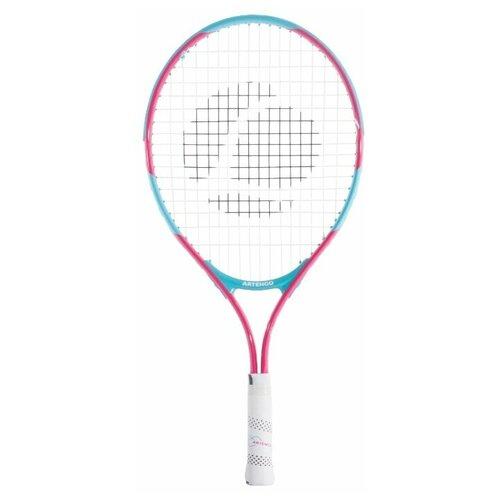 Ракетка для игры в большой теннис детская TR130 размер 21 розовый ARTENGO X Декатлон