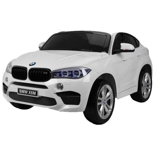 RiverToys Автомобиль BMW X6M, white