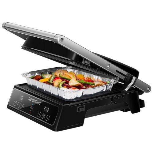 Гриль REDMOND SteakMaster RGM-M809 черный