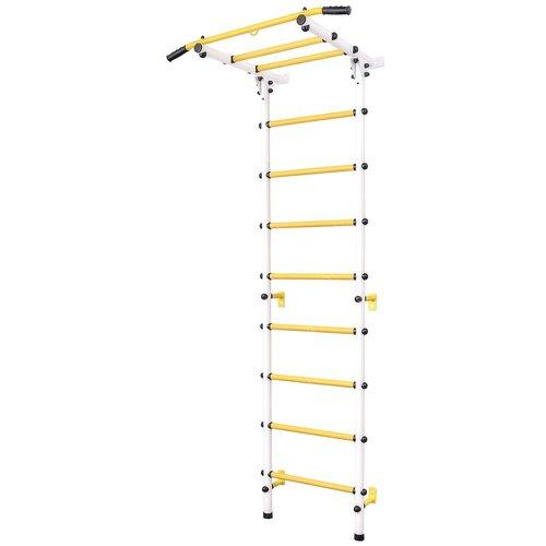 Купить Шведская стенка SportLim DS-12A, белый, Игровые и спортивные комплексы и горки