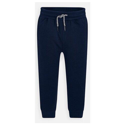 Спортивные брюки Mayoral размер 4(104), синий