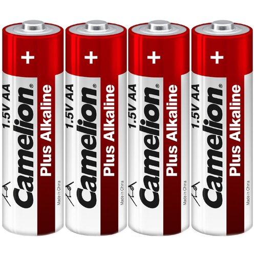 Фото - Батарейка Camelion Plus Alkaline AA, 4 шт. батарейка smartbuy one eco alkaline aa 40 шт