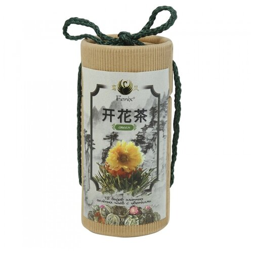 Чай зеленый Русская чайная компания Chinese designer tea набор, 90 г