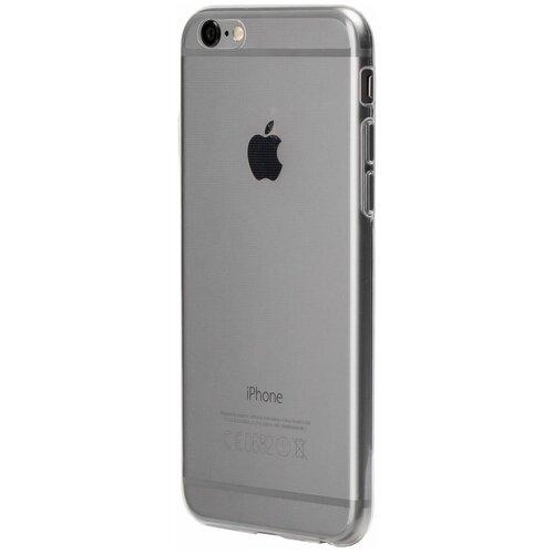 Фото - Чехол-накладка uBear Soft Tone для iPhone 6/ iPhone 6s (силикон) прозрачный чехол накладка ubear soft tone для apple iphone 6 iphone 6s прозрачный