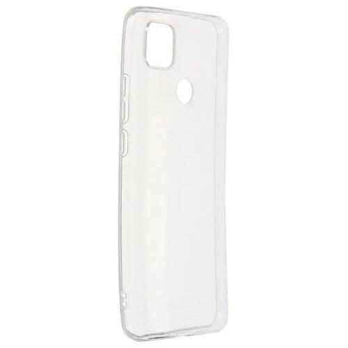 Чехол iBox для Xiaomi Redmi 9C Crystal Silicone Transparent чехол ibox для xiaomi redmi note 9 pro crystal silicone transparent ут000021111