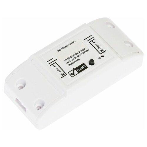 Реле Luazon Lighting Wi-Fi Smart Switch 10 А