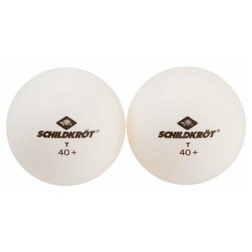 Мячики для н/тенниса DONIC 1T-TRAINING (120 шт), белые