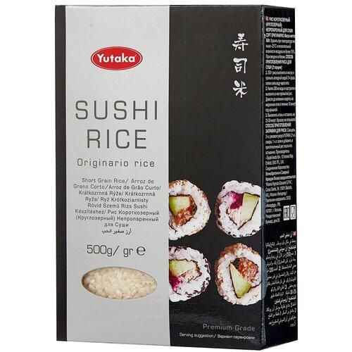 Рис Yutaka Sushi Rice для суши 500 г