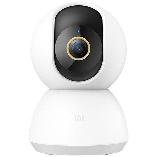 Поворотная IP камера Xiaomi Mijia 360° Home Camera PTZ Version 2K (MJSXJ09CM) белый ip камера xiaomi xiaovv smart ptz camera 2k xvv 3630s q8