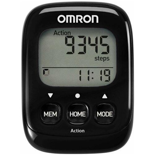 Шагомер Omron HJ-325, черный