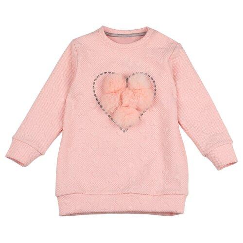 Свитшот Sweet Berry размер 98, розовый свитшот sweet years sweet years sw012emglfs7