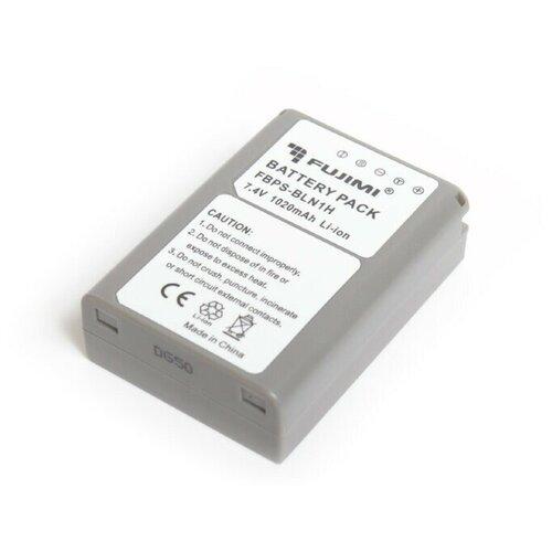 Фото - Fujimi FBPS-BLN1H Аккумулятор для фото-видео камер fujimi lp e17 зу аккумулятор для фото и видео камер в комплекте с зу