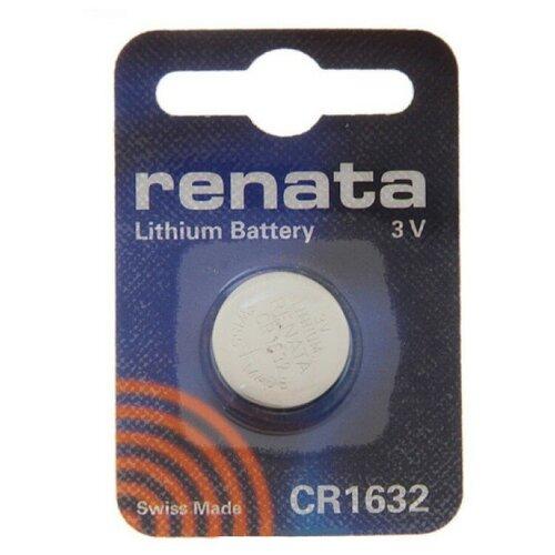 Фото - Батарейка Renata CR1632, 1 шт. батарейка renata r 384 sr41sw 1 шт