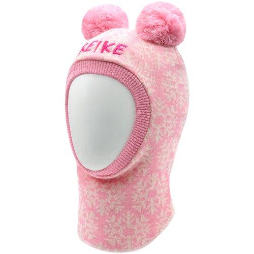 Шапка-шлем Reike размер 48, pink панамка reike ежевика фуксия р 48