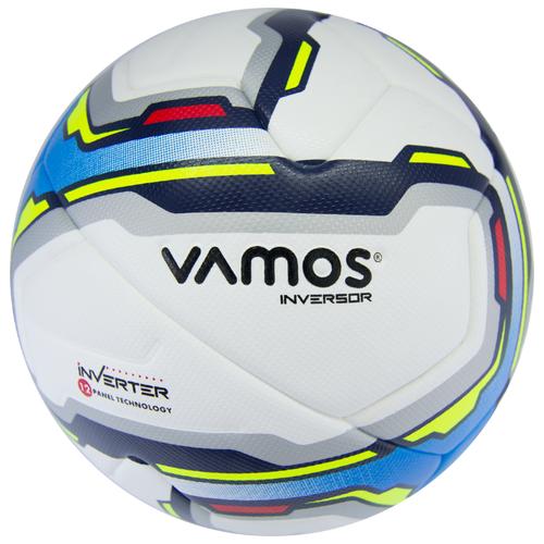 Мяч футбольный VAMOS INVERSOR NEW (белый)