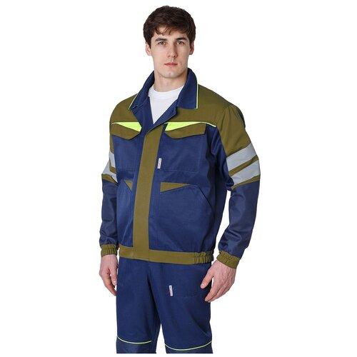 Фото - Куртка укороченная мужская PROFLINE BASE, т.синий/оливковый (44-46; 170-176) сорочка мужская vester 68814 41s 170 176