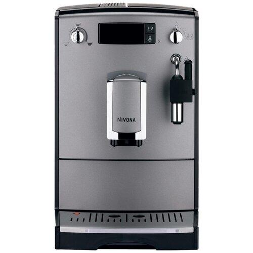 coffee machine nivona caferomatica nicr 1030 Кофемашина Nivona CafeRomatica NICR 525, титановый/черный