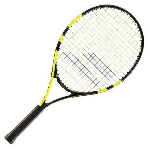 Ракетка для большого тенниса Babolat Nadal 21 21'' 000 желтый/черный ракетка для большого тенниса babolat b fly 23 gr000 140244 детская 7 9 лет фиолет бирюзовый