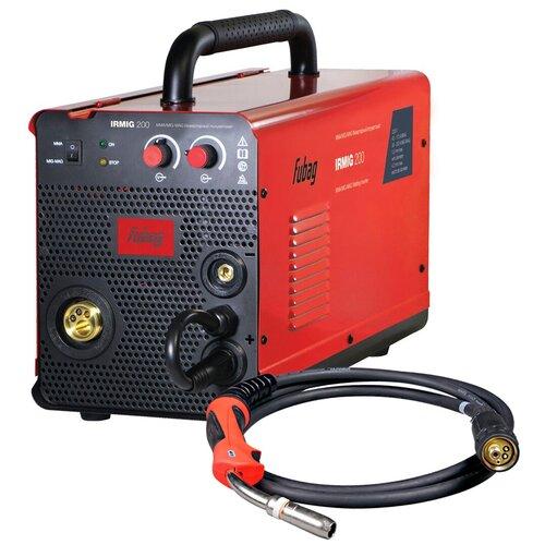 Сварочный аппарат инверторного типа Fubag IRMIG 200 31433 MIG/MAG, MMA