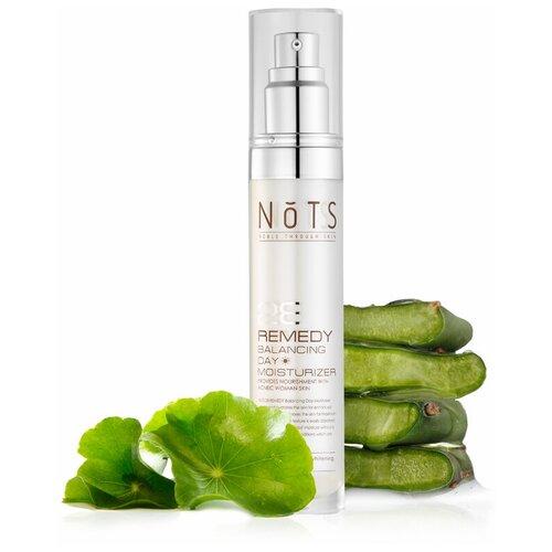 Купить NoTS Крем балансирующий дневной увлажняющий Balancing day moisturizer 28 Remedy, 45 ml