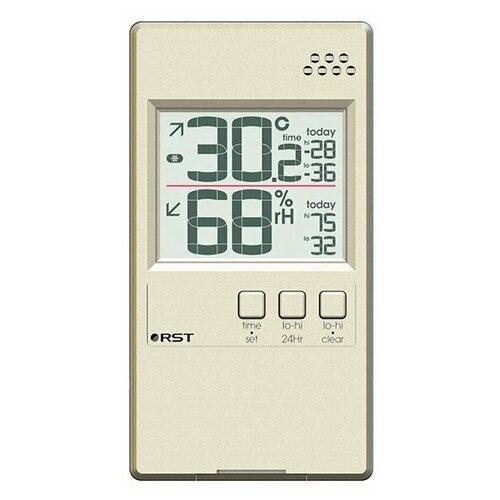 Термометр RST 01594 белый
