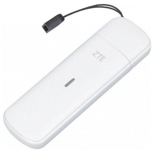 Фото - GSM модем ZTE MF833R белый модем