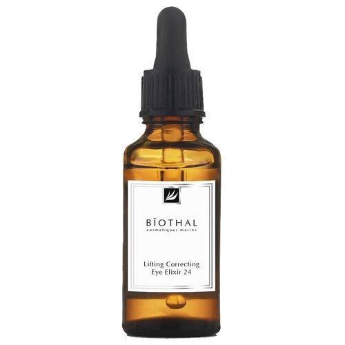 Фото - BIOTHAL Сыворотка Эликсир для кожи вокруг глаз Lifting Correcting eye Elixir 24, 30 мл сыворотка эликсир biothal anti age elixir 30 мл