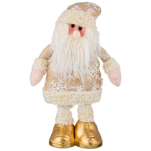 Фигурка золотая коллекция дед мороз Lefard 26*10*60 см (476-128)