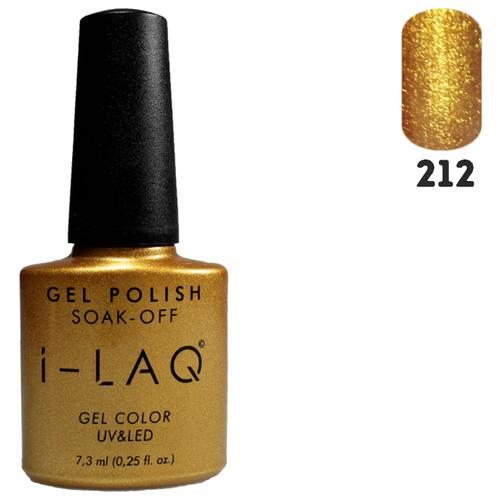 Фото - Гель-лак для ногтей I-LAQ Gel Color, 7.3 мл, 212 i laq гель лак 020