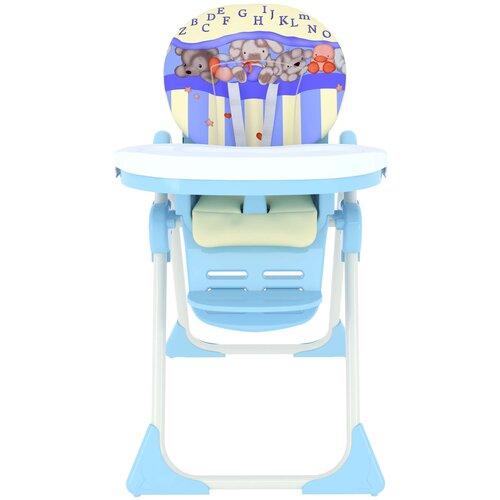 Стульчик для кормления GLOBEX Космик, фиолетовый