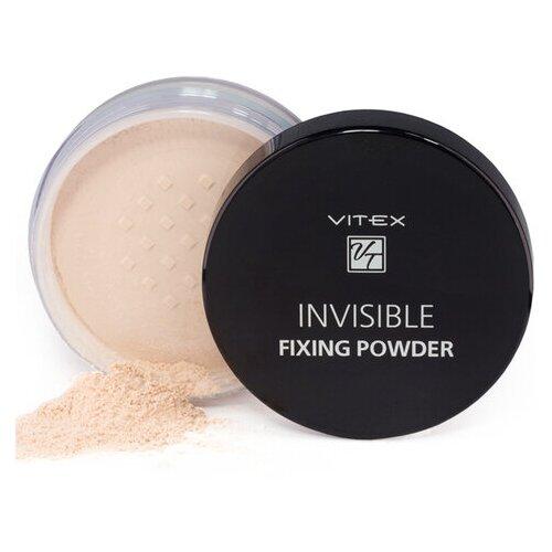 Витэкс рассыпчатая пудра Invisible Fixing Powder универсальный