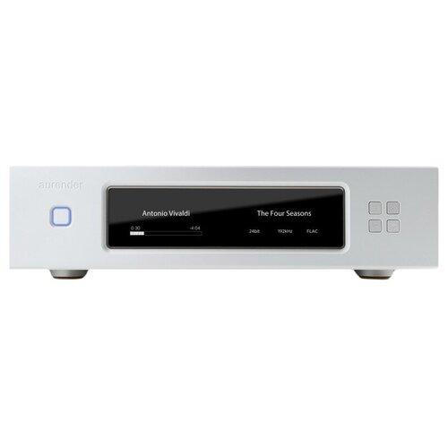 Фото - Сетевой аудиоплеер Aurender W20SE 4TB, silver сетевой аудиоплеер audiolab 6000n play silver