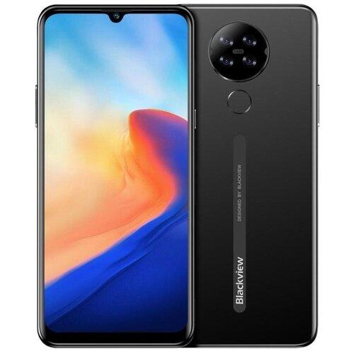 Смартфон Blackview A80S черный