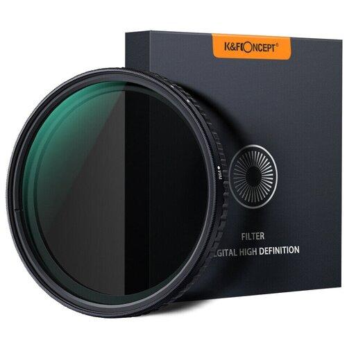 Светофильтр K&F concept Nano-X ND8~128 52mm (KF01.1324)