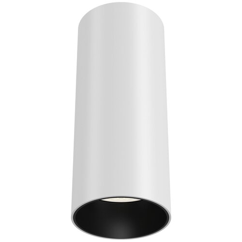 Фото - Спот MAYTONI FOCUS LED C056CL-L12W4K, цвет арматуры: белый, цвет плафона: белый светильник maytoni потолочный светодиодный focus led c056cl l12w4k